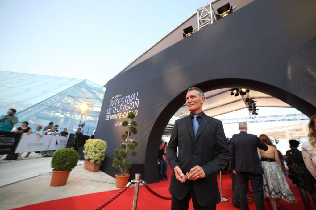 Laurent Puons, Vice président délégué du Festival de Télévision de Monte-Carlo
