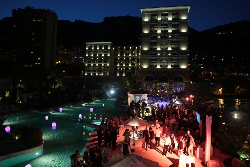 Soirée du Festival au Monte-Carlo Bay