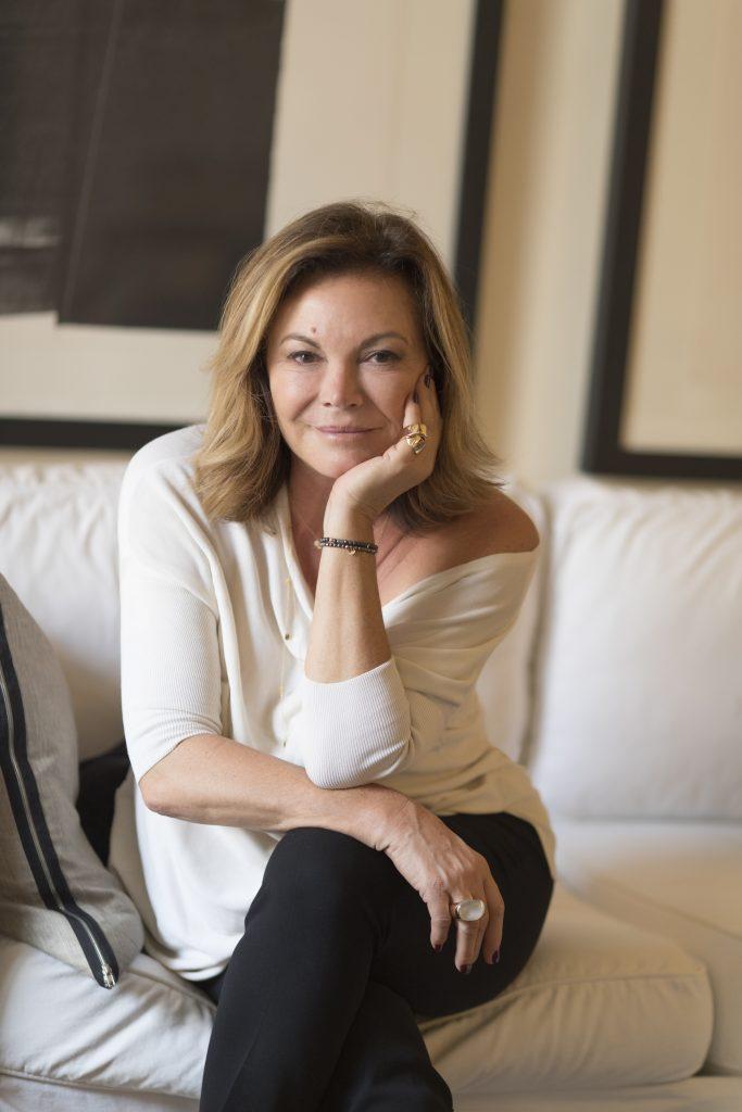 Pascale Tozzi, créatrice de la marque