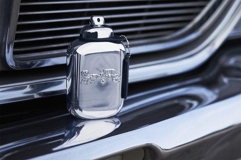 HommeLibre PlatinumNouveau Audacieux Coach Et Parfum Pour gm7yIYb6vf